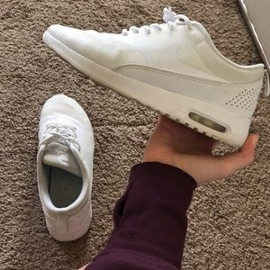 Nike Thea All White Women's Sneakers